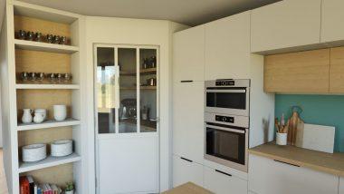 Maison j + m cuisine - 1
