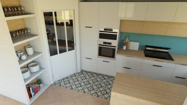 Maison j + m cuisine - 7