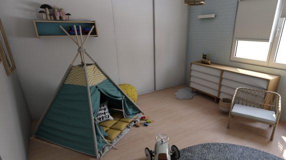 Projet j + m - chambre milo 4